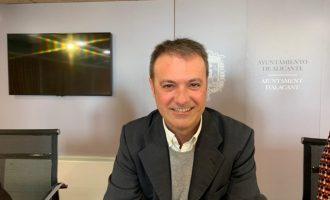 Compromís considera el pacte PP i Ciudadanos per a regenerar la política a Alacant una broma de mal gust