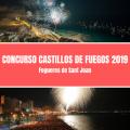 Festes convoca Concurs de 'Castells de Focs Artificials' de Fogueres de Sant Joan