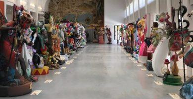 Ja es pot visitar l'Exposició del Ninot 2019 en l'Edifici Séneca