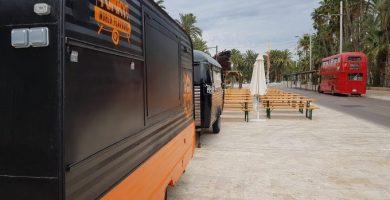 """Torna l'""""Alacant Street Food Market"""", del 31 de maig al 2 de juny"""