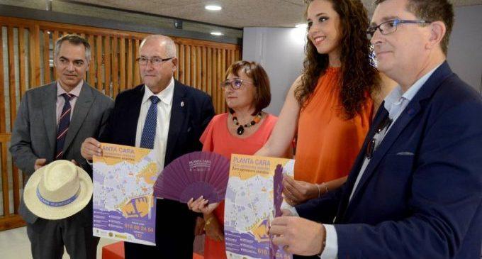 """L'Ajuntament llança la campanya """"Planta Cara. Zero Agressions sexistes"""" en Fogueres"""