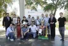 Entrega de diplomes als 107 alumnes dels Cursos de Formació per a l'Ocupació