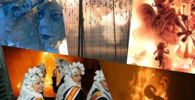 Alacant s'acomiada de les Fogueres de Sant Joan 2019 amb la cremà dels 180 monuments
