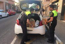 La Policia Local comença inspeccions per a controlar la venda il·legal del material pirotècnic