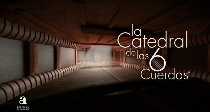 Diputació estrenarà a Mèxic 'La catedral de la sis cordes', el primer documental nacional sobre la història de la guitarra espanyola