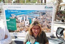 Alacant organitza el 27 de setembre el Dia del Turisme amb portes obertes a museus