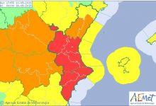 Les ratxes de vent han fregat els 60km/h en alguns punts de la província d'Alacant