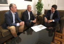 La CEV trasllada a Carlos Mazón el seu suport perquè s'investigue la gestió de la Confederació Hidrogràfica del Segura