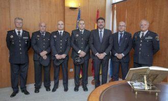 Reforç de l'escala de comandaments de la Policia Local d'Alacant