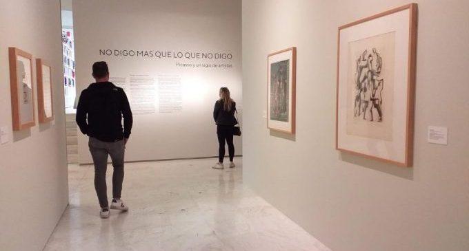 Pablo Picasso es converteix en el protagonista en la nova exposició del MACA