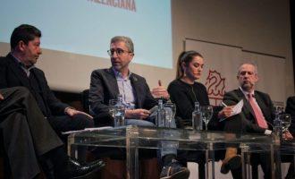 Arcadi: 'Hem de continuar reflexionant sobre com ha de desenvolupar-se la Vega Baixa'