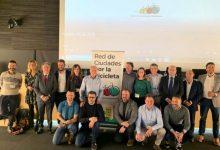 Alacant revalida la seua presència en la Xarxa de Ciutats per la Bicicleta
