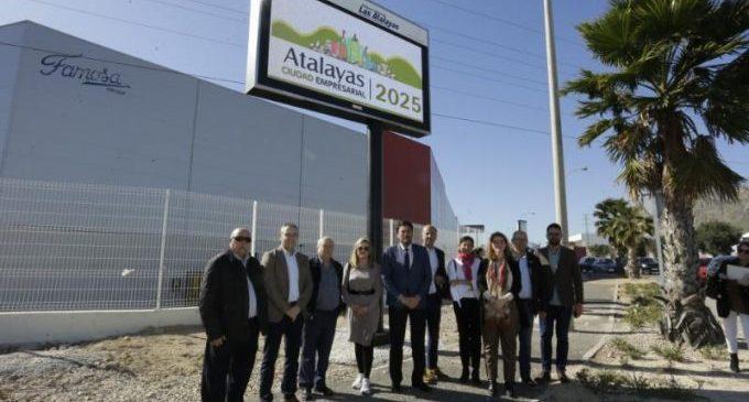 Alacant impulsa projectes de millora i modernització de les àrees empresarials