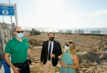 L'Ajuntament d'Alacant acaba les obres de descontaminació de la zona central del Postiguet
